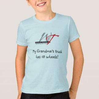 My Grandma's truck has 18 wheels! T-Shirt
