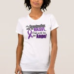 My Grandmother Is An Angel Pancreatic Cancer T-shirt