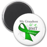 My Grandson is Bone Marrow Transplant Survivor Magnets