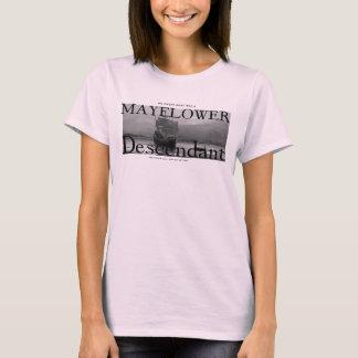 My Great Aunt was a Mayflower Descendant T-Shirt