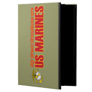My Great Grandchildren are Marines Cover For iPad Air