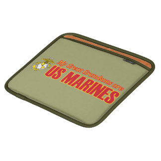 My Great Grandchildren are Marines Sleeves For iPads