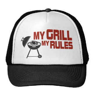 My Grill My Rules Cap