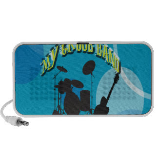 My Group Band Sweet Blue Mp3 Speaker