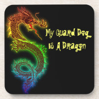 My Guard Dog is a Dragon