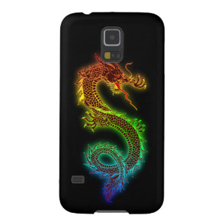 My Guard Dog is a Dragon Galaxy S5 Covers