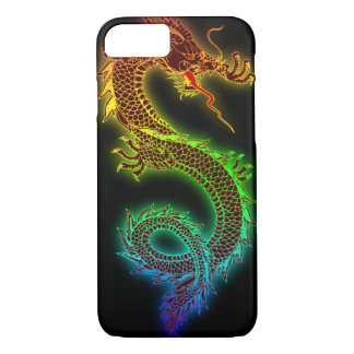 My Guard Dog is a Dragon iPhone 7 Case