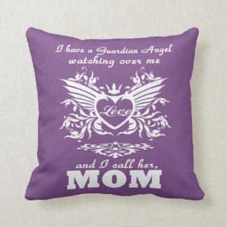 My guardian Angel, My MOM Cushion
