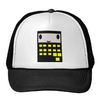 My Happy Calculator Mesh Hats
