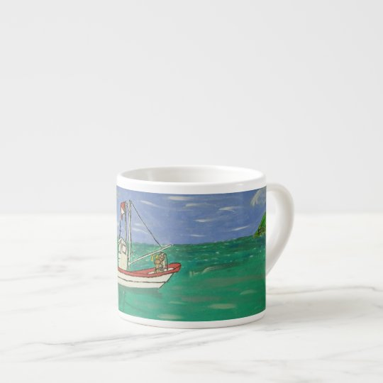 My Happy Place Espresso Cup
