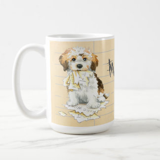 My Havanese Ate My Homework Coffee Mug