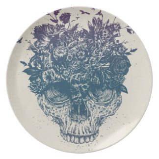 My head is a jungle plates
