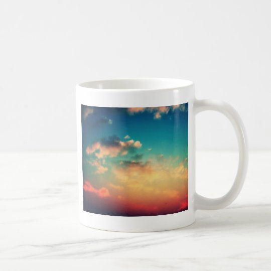 My Head is Stuck in the Clouds Coffee Mug
