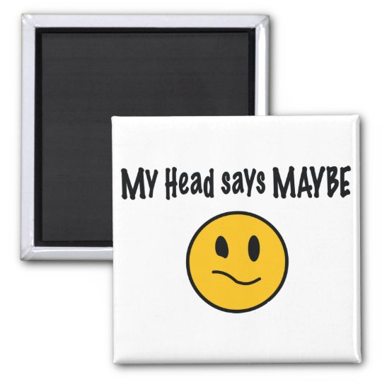 My head says maybe magnet