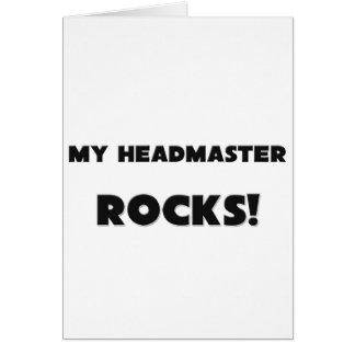 MY Headmaster ROCKS Cards