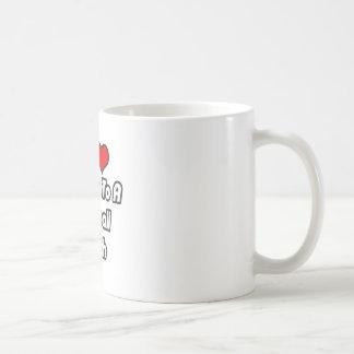 My Heart Belongs To A Baseball Coach Coffee Mug