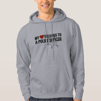 My Heart Belongs to a Policeman Pullover
