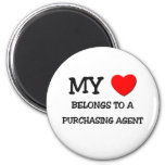 My Heart Belongs To A PURCHASING AGENT