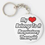 My Heart Belongs To A Respiratory Therapist