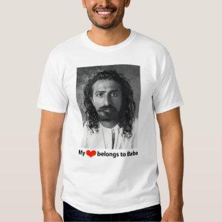 My heart belongs to Baba Shirts