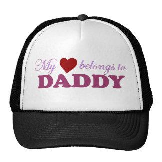 My Heart Belongs to Daddy Cap