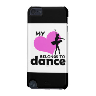 My Heart Belongs to Dance iPod Touch (5th Generation) Covers