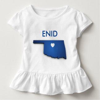 My Heart Belongs to Enid Toddler T-Shirt