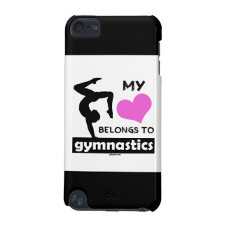 My Heart Belongs to Gymnastics iPod Touch (5th Generation) Cover