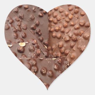 my heart belongs to ... heart sticker