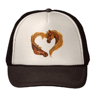 My Heart Belongs to Horses Hat