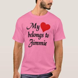 My heart belongs to Jimmie T-Shirt