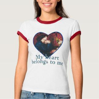 My Heart Belongs to Me Tshirt