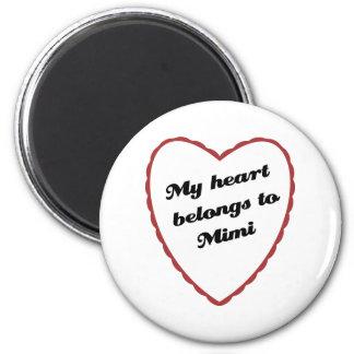 My Heart Belongs to Mimi Magnet