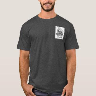 My Heart Belongs To Railroading T-shirt II