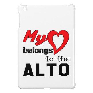 My heart belongs to the Alto. iPad Mini Cases