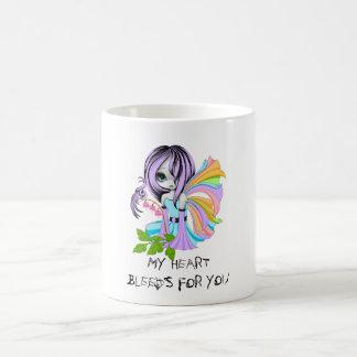 My Heart Bleeds For You Multi Coffee Mug