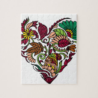 My heart Collection Jigsaw Puzzle