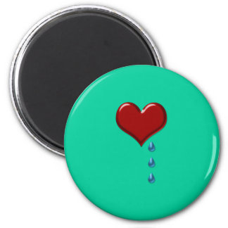 My Heart Cries Magnets