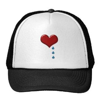 My Heart Cries Trucker Hat
