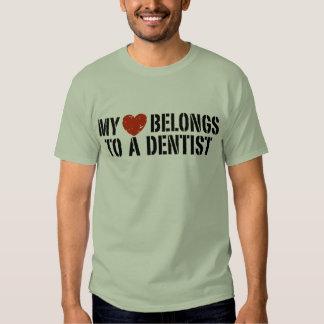 My Heart Dentist T-shirts