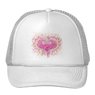 My heart for the St. Valentine's day - Trucker Hats