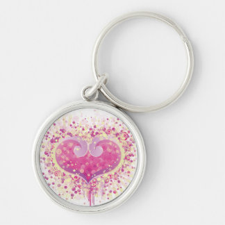 My heart for the St. Valentine's day - Keychain