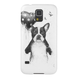 My heart goes boom galaxy s5 cases
