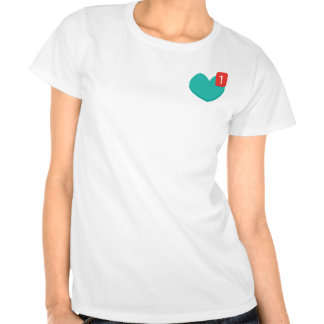 My Heart Has a Notification T Shirt