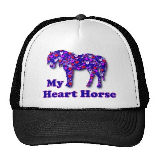 My Heart Horse Hats