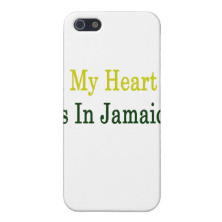 My Heart Is In Jamaica Covers For iPhone 5