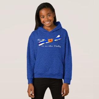 My Heart is the valley Nova Scotia hoodie sweater