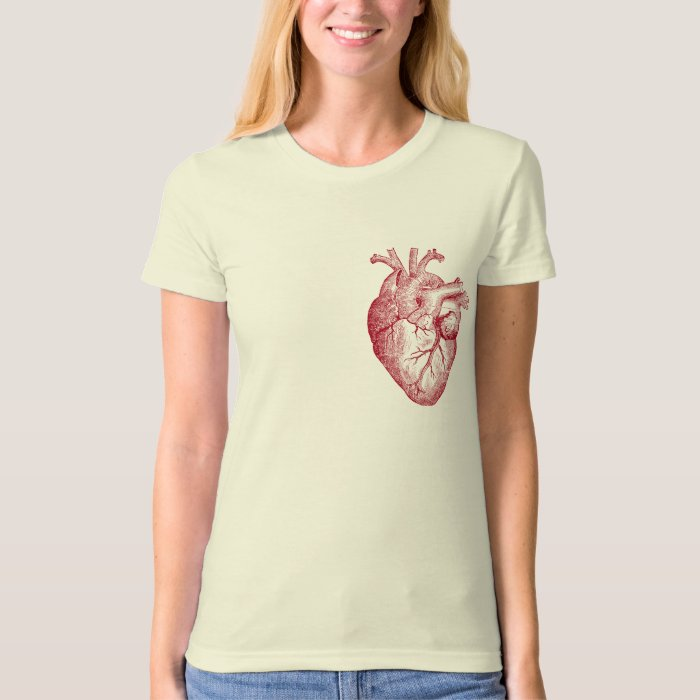 My Heart (red outline) T-Shirt