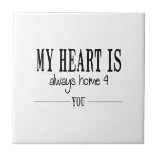 My heart tile