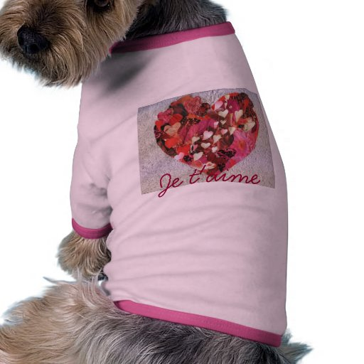 My Heart's Desire Dog Clothing